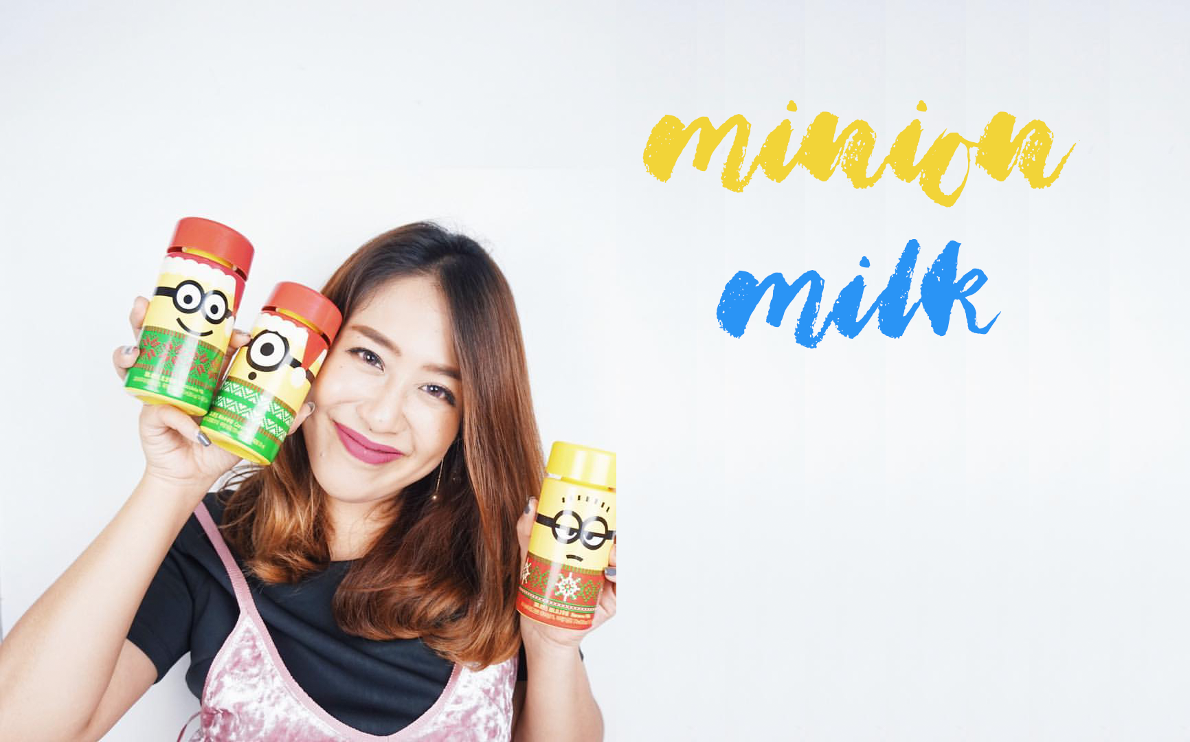minion milk blog