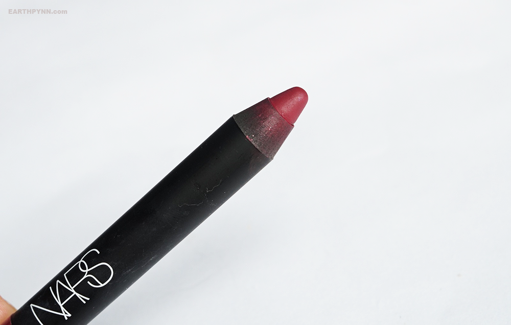 nars velvet matte lip pencil19