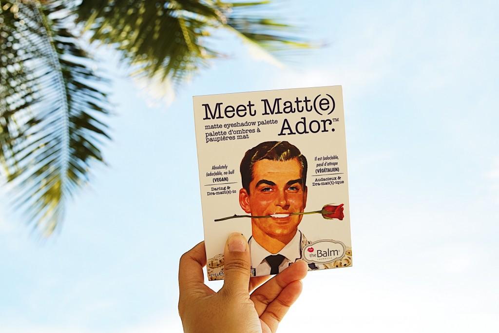 theBalm Meet Matte Ador
