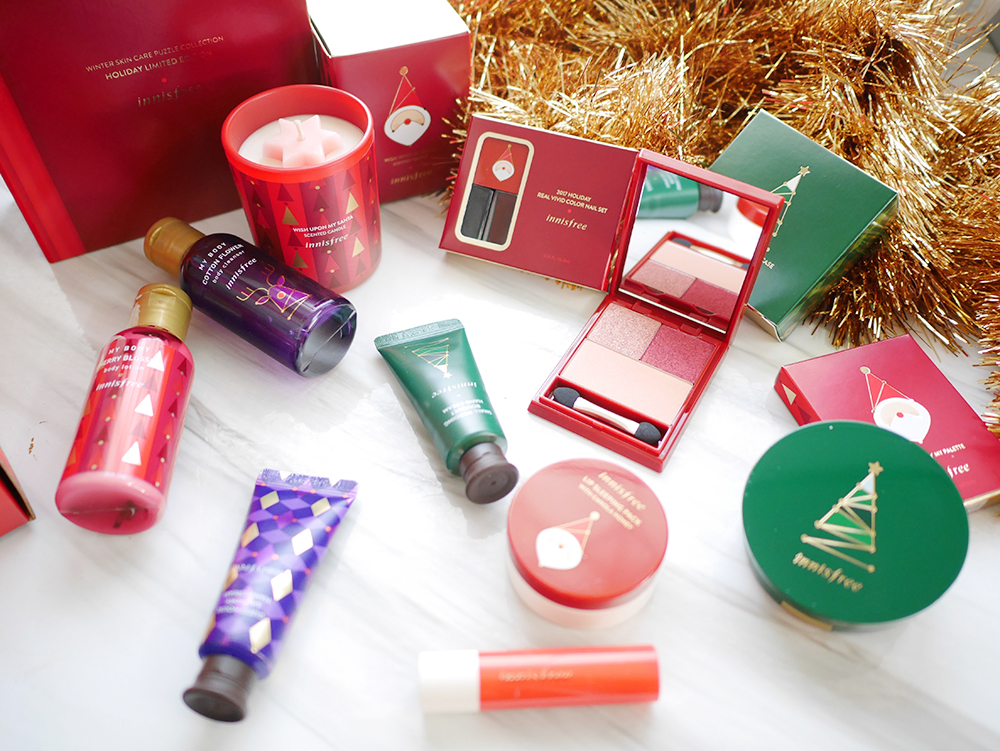 innisfree holiday1